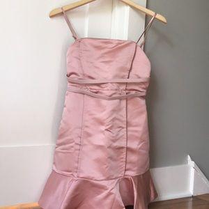 Pink Eggie dress